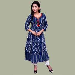 Discover The Magic; While Wearing Stunning Fancy Kurtis