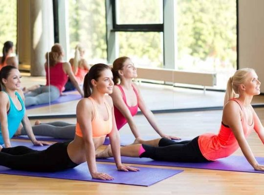 hot yoga at Home for Beginners