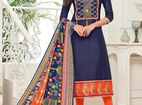Go With The Acchajee Online Shopping To Buy Brand Salwar Suits For Women