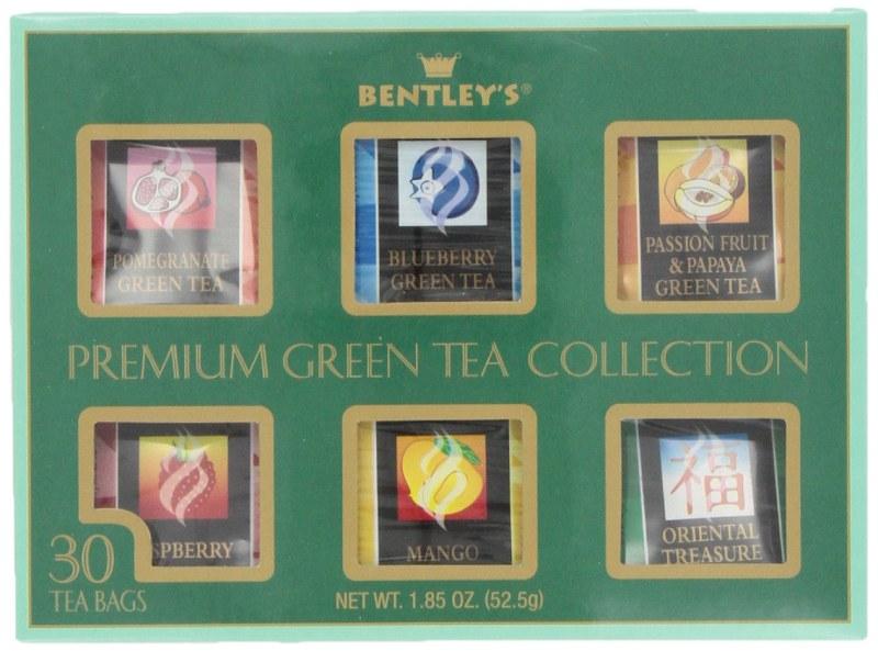 Premium Green Tea Collection