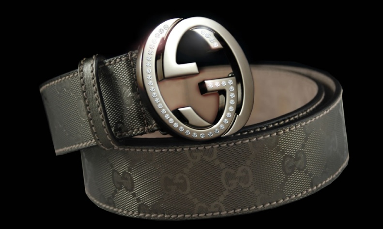 The Republica Fashion's Gucci 30 carat diamond belt