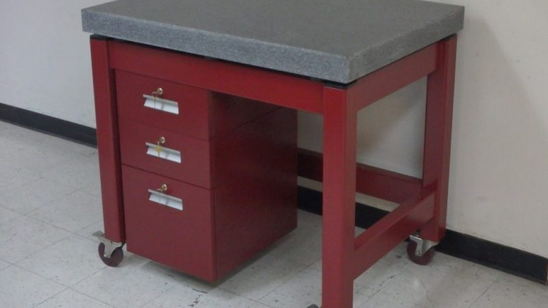 Choosing the Right Industrial Table for Your Workplace