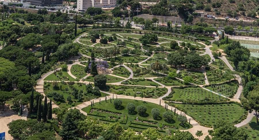 The Cervantes Park