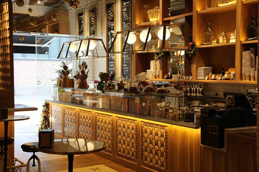 The Chocolaterie of Oriol Balaguer