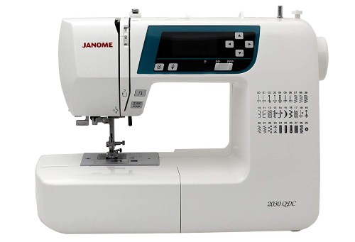 Janome 2030QDC-B Computerized Quilting