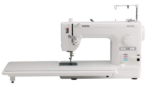Brother PQ1500SL, Up to 1,500 Stitches