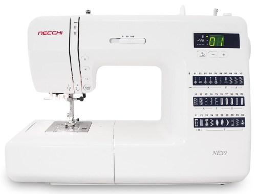 Necchi NE30 Sewing Machine, White