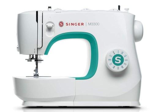 Singer M3300 Sewing Machine, White