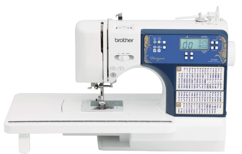 Brother LCD Display, Wide Table