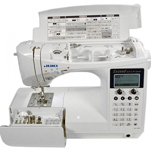 Juki HZL-F600 Computerized Sewing