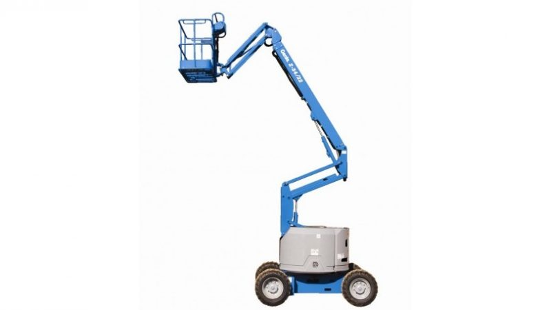 Information to Know About A Knuckle Boom Lift