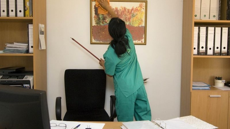 Top Five Reasons To Clean Your Office Space That You Should Know About