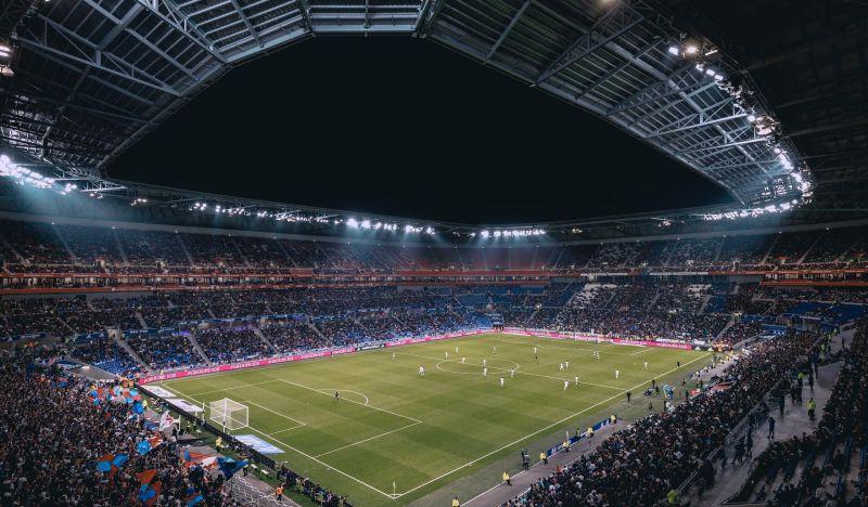 FIFA World Cup Ground
