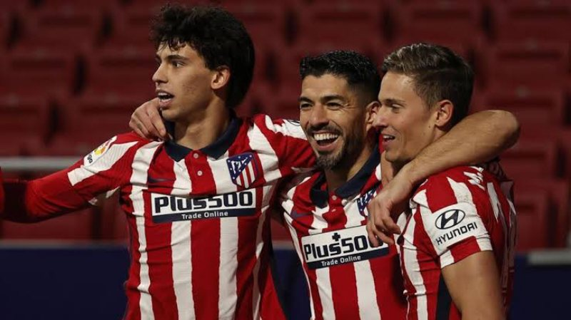 ATLETICO with friends
